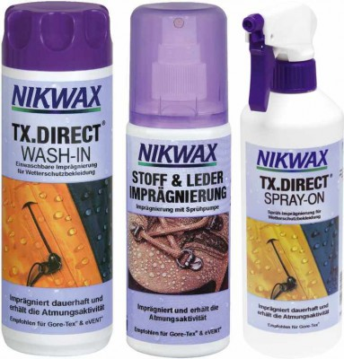 Nikwax TX-Direct Imprägnierungs - Spray Kleidung