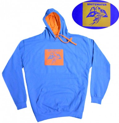 KKO Alpinsport Hoodie WHITEWATER