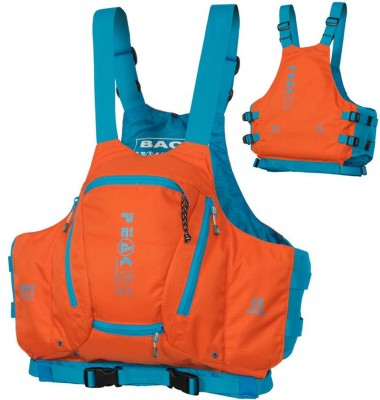 Peak UK RIVER VEST Schwimmweste