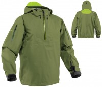 NRS HIGH TIDE Splash Jacket Paddel- und Outdoorjacke olive